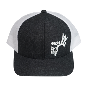 heathered-black-snapback